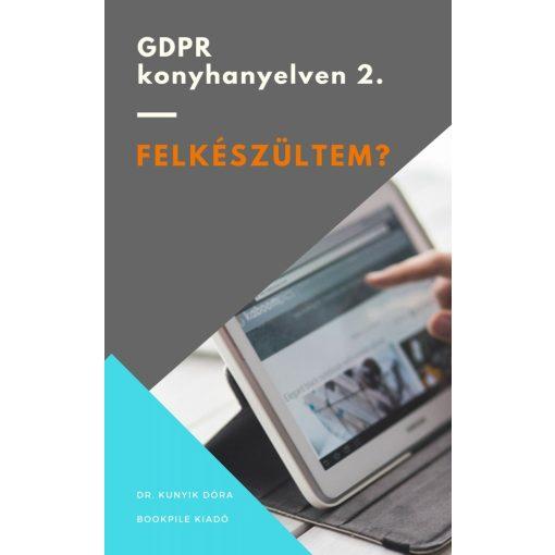 GDPR konyhanyelven 2. ingyenes ekönyv